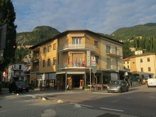 Albergo Beretta : View from outside