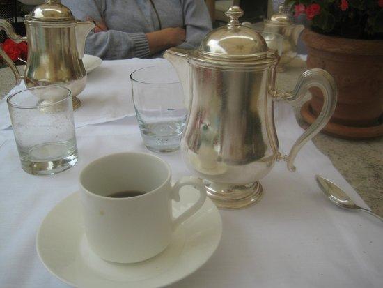 Rome Cavalieri, Waldorf Astoria Hotels & Resorts : Breakfast at the Waldorf Rome