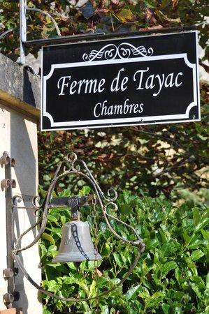 Ferme de Tayac - wonderful stay