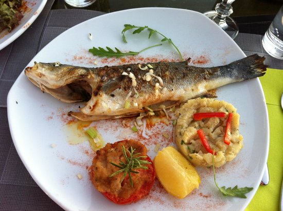 Ochre Restaurant : Delicious fish of the day