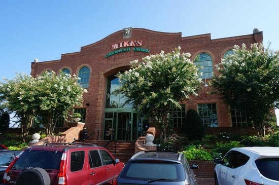 Mike's American Grill : Spitzenrestaurant