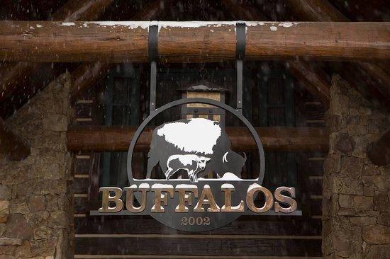 Buffalos: Winter Exterior