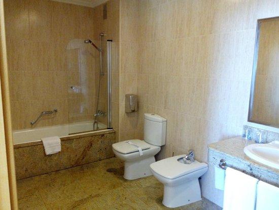 Talaso Atlantico: toilet
