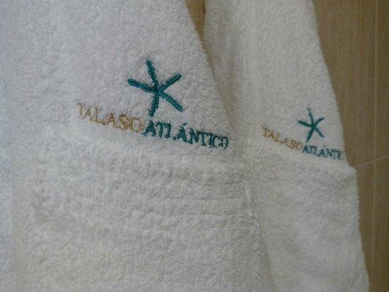 Talaso Atlantico: robes