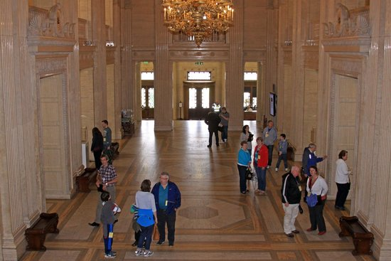 Parliament Buildings: Great Hall