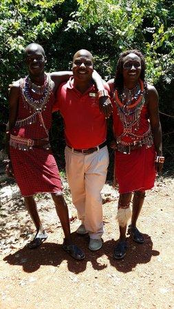 Ilkeliani Camp : Wonderful, welcoming staff.