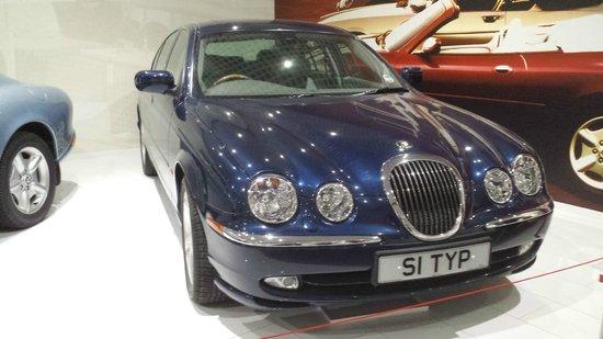 Coventry Transport Museum Jaguar Old Car