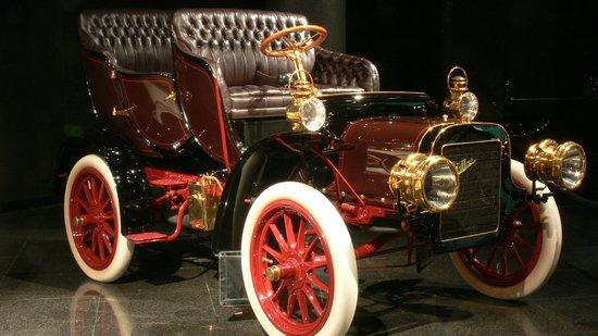 Blackhawk Museum: 1906 Cadillac