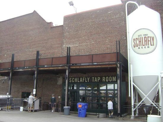 schlafly tap room