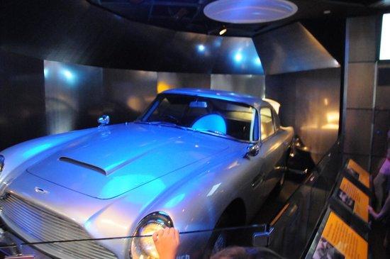International Spy Museum: Classic Spy Movie Car