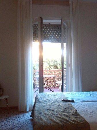 Hotel Villa Barsanti: Vista dalla camera 108