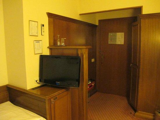 Hotel City Central: Habitación individual