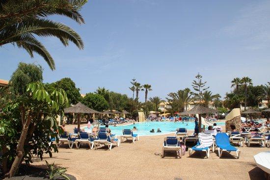 Playa Park Club: Farniente !!
