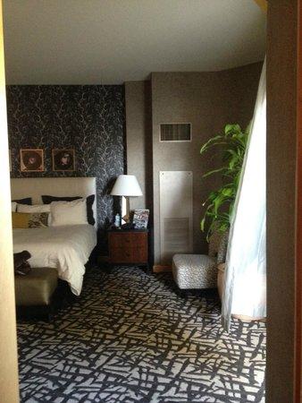 Seminole Hard Rock Hotel Hollywood: bedroom