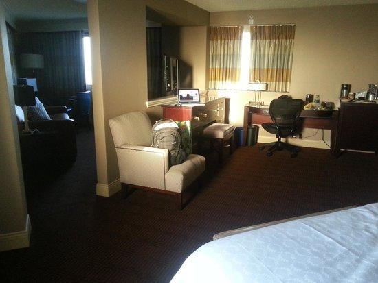 Sheraton North Houston at George Bush Intercontinental : Room