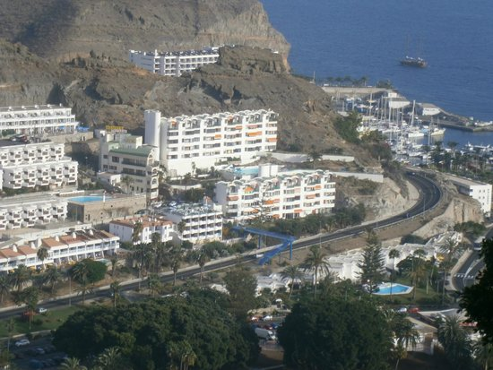 Colina Mar Apartments : zoomed in view