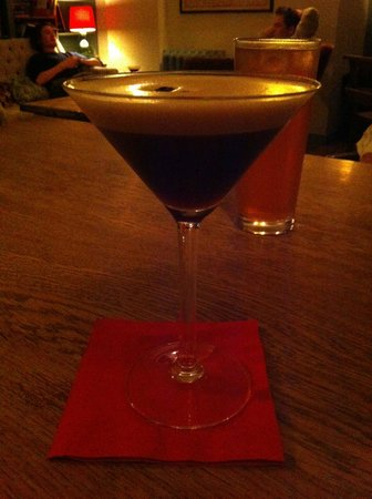 Bel & The Dragon : Espresso martini