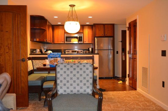 Full Kitchen In 2 Bedroom Villa Picture Of Aulani A