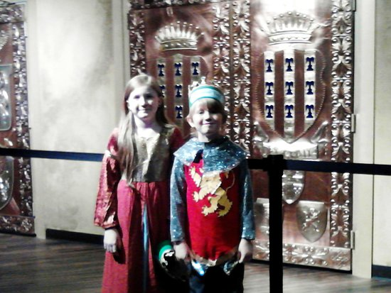 Medieval Times Buena Park : Waiting to begin...