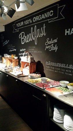 Ruby Sofie Hotel Vienna: Buffet colazione
