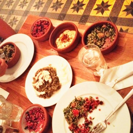No:19 Dining: Amazing Dinner - September 2014