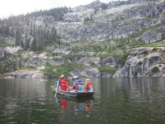 Stardust Lodge: Angora Lake day trip