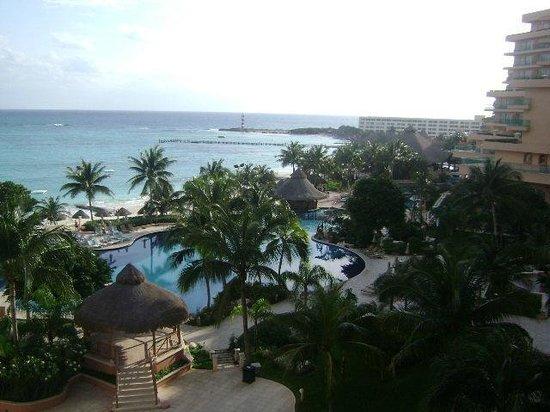 Grand Fiesta Americana Coral Beach Cancun: La mejor vista!