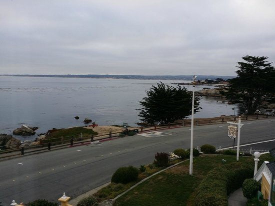 Seven Gables Inn: The view from the Seascape Room