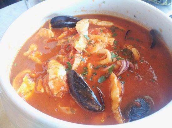 The Dead Fish: Favorite dead fish stew