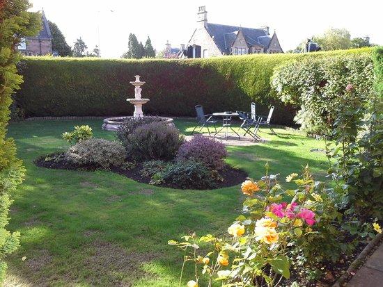 Dionard Guest House: The garden