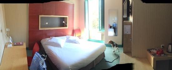 Hôtel de Gramont : chambre 30