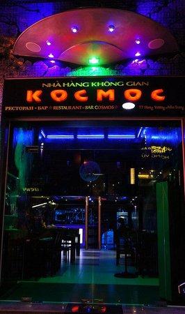 Cosmos Restaurant & Bar