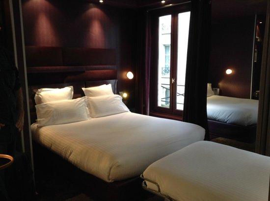 Hotel Valadon Colors: Room