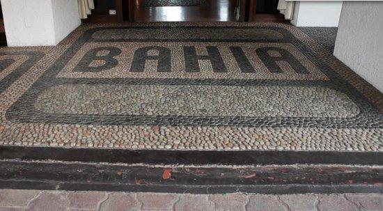 Bahia Hotel & Beach House: Entrance