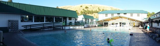 Pray, MT: Hot Springs Pool