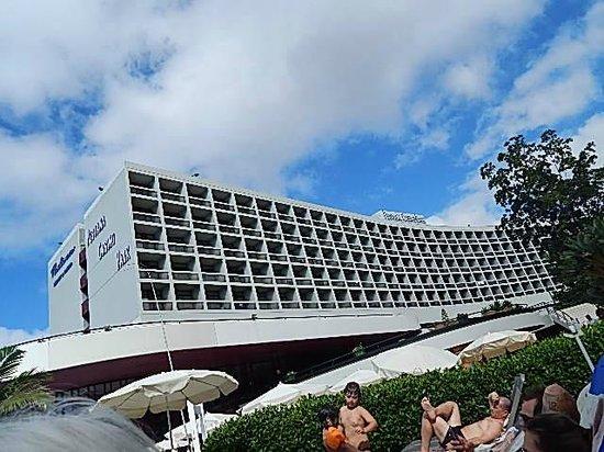 Pestana Casino Park Hotel: The Hotel