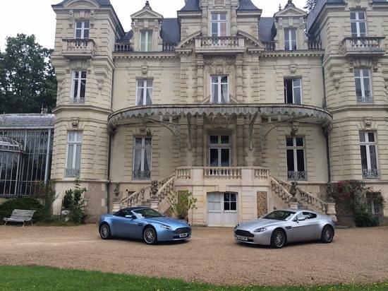 Chateau Bouvet Ladubay : Front view