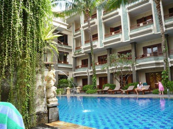 The Vira Bali Boutique Hotel & Suite: Hotel