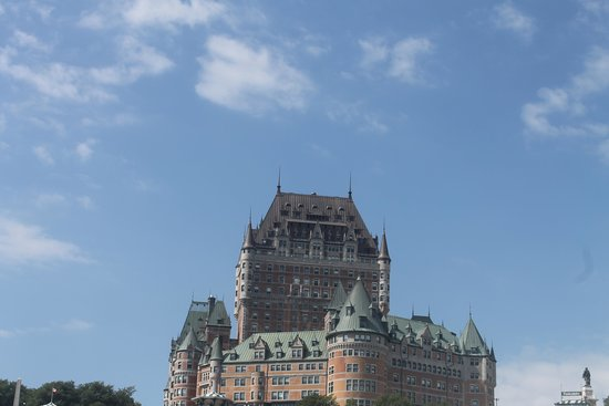 Fairmont Le Chateau Frontenac: view of hotel