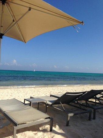 Paradisus Playa del Carmen La Perla: LaPerla Beach