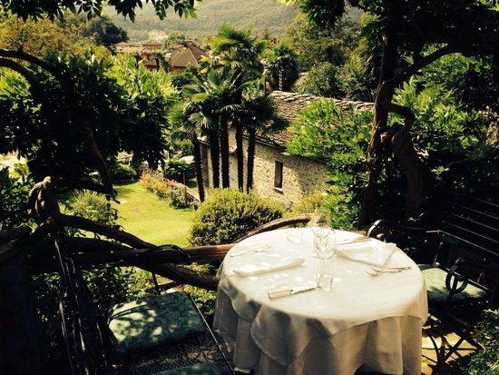 Ristornate da Enzo: Table for two!