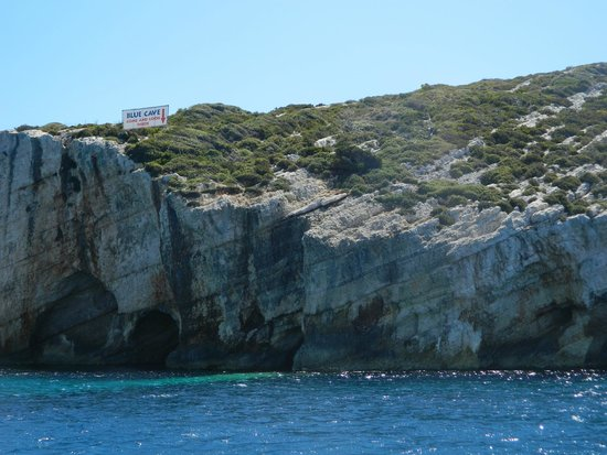 Blue Caves: 2