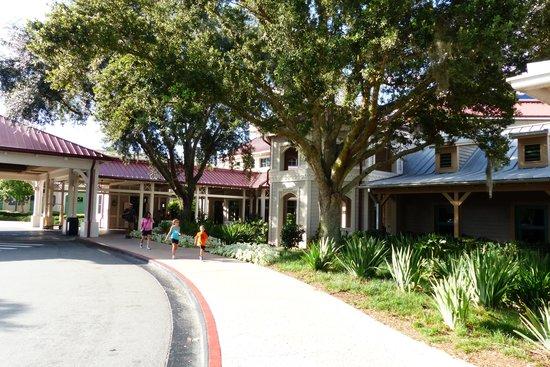 Our Room Bldg 38 Garden View Picture Of Disney 39 S Port Orleans Resort Riverside Orlando