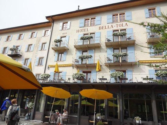 Gd Hotel Bella Tola & St-Luc: Hotel Bela Tola