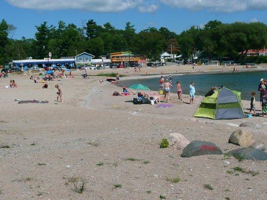 Balm Beach Resort: Balm Beach