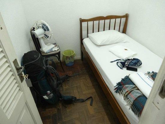 Hotel Dom Pedro : Quarto individual
