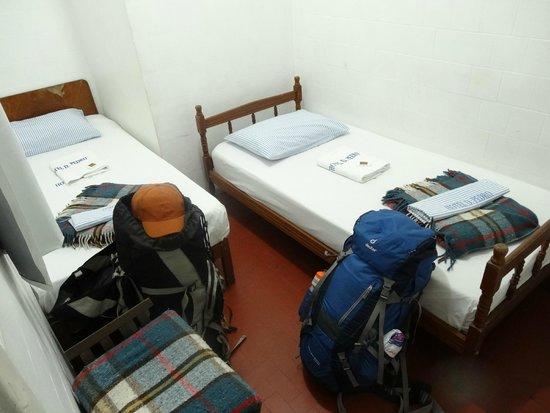 Hotel Dom Pedro : Quarto duplo