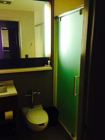 Grand Hyatt New York: bathroom