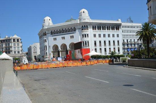 La Grande Poste d'Alger: Le Grande Potse - Alger - Algerie (15)