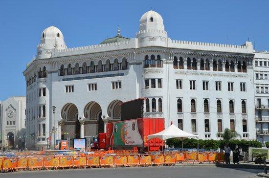 La Grande Poste d'Alger: Le Grande Potse - Alger - Algerie (16)